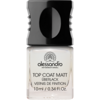 Top Coat Matt