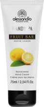 Fruit Bar Sugar Lemon Handcreme