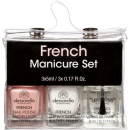French Maniküre Set